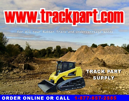 trackpart on kobelco mini excavator track rollers